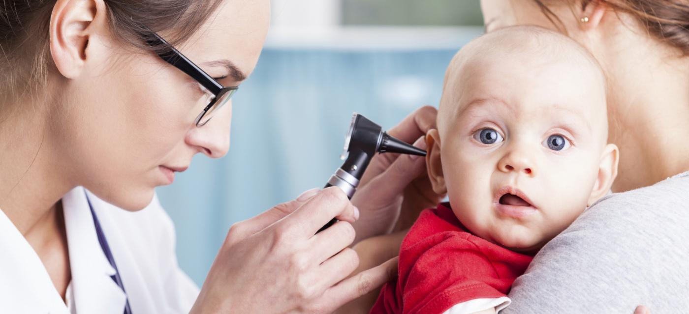 Детский оториноларинголог во Владивостоке. Консультация детского лор врача